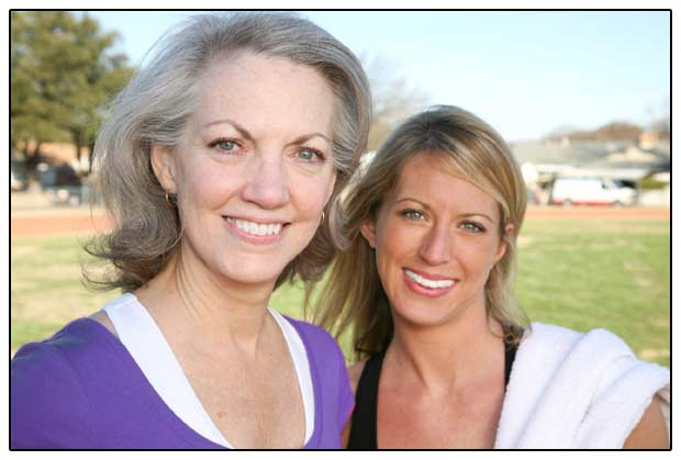 Фото: женщины после 40 в группе риска заболеваний щитовидки