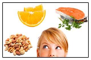 Правильное питание дляснижения уровня кортизола - коллаж