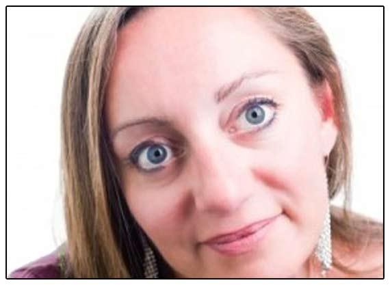 Фото: женщина с диффузным токсическим зобом