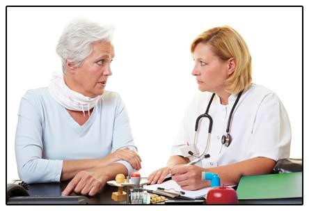 фото врача и пациента