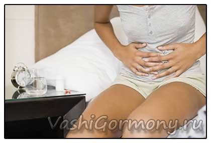фото женщины с болями вызванными поджелудочной железой